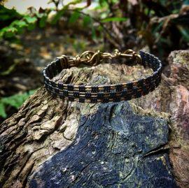 Kabel Mosaik Armband
